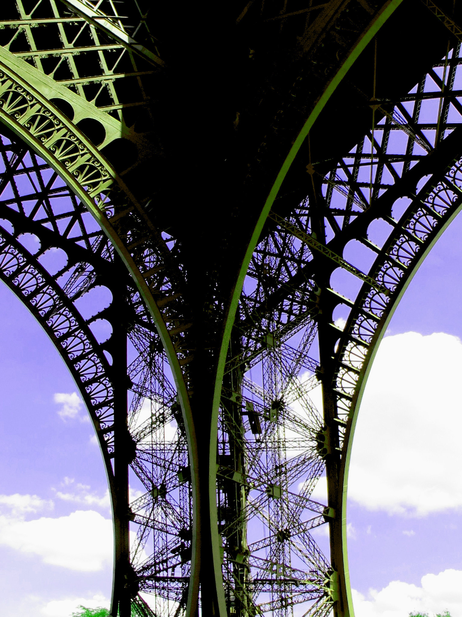 © CORDAY - Eiffel Lace