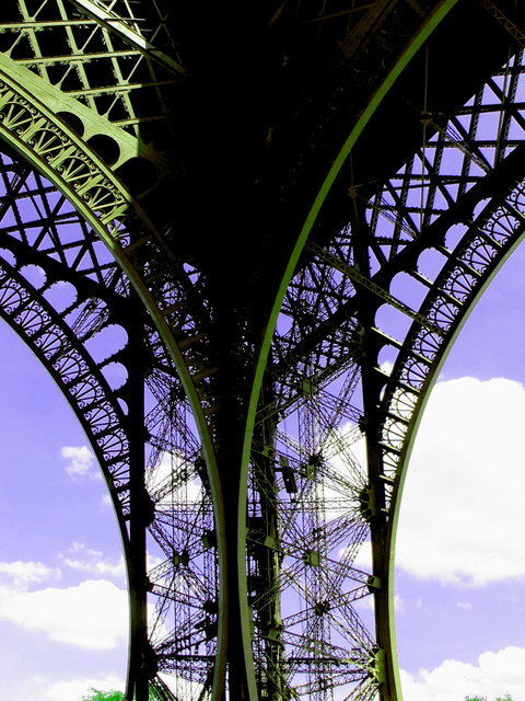 © CORDAY - Eiffel Lace