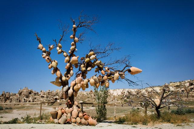 Pottery Tree