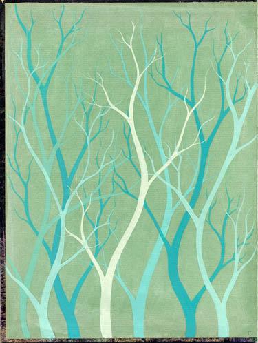 Blue Tree (2009)