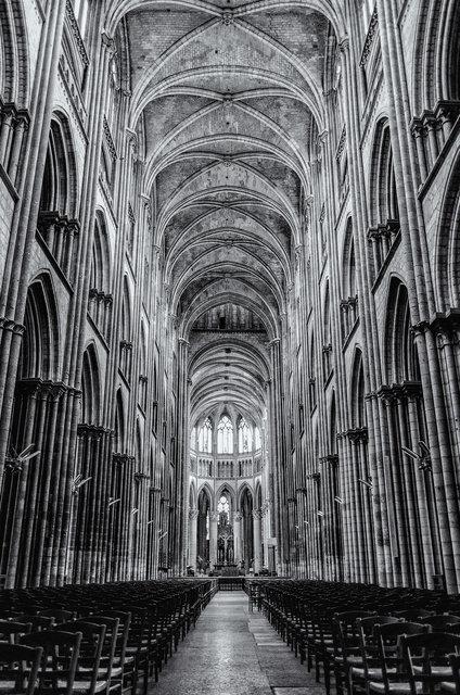 Cathédral Notre-Dame, Rouen, France