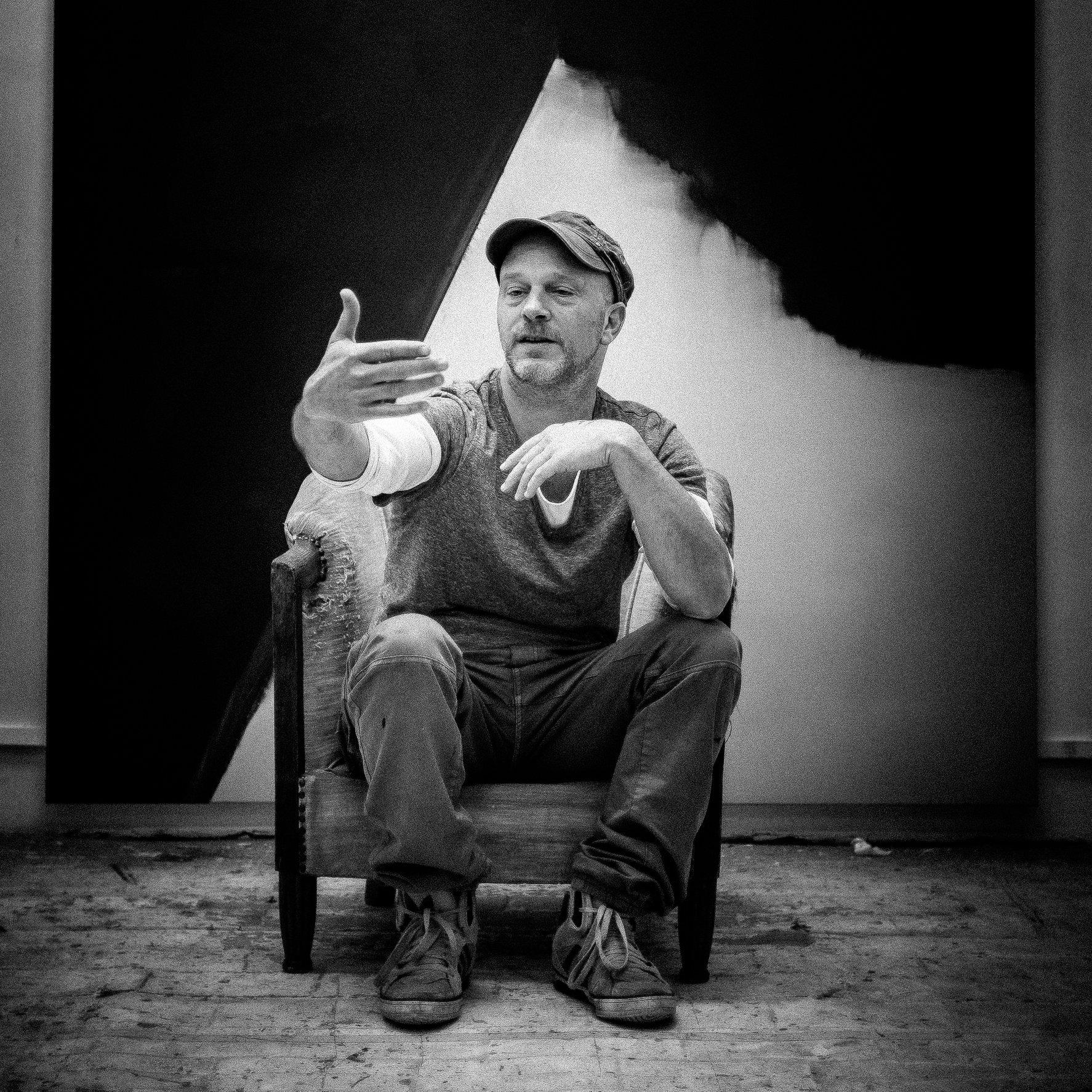Stef Driesen _ artist _ painter