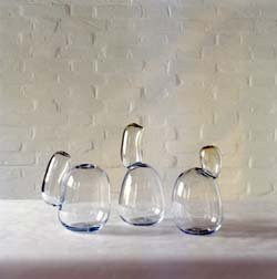 Three Vases with Supplements