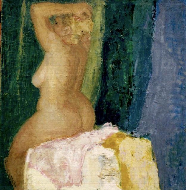 'Nude I'