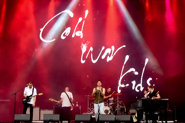 Cold War Kids | Lollapalooza 2016