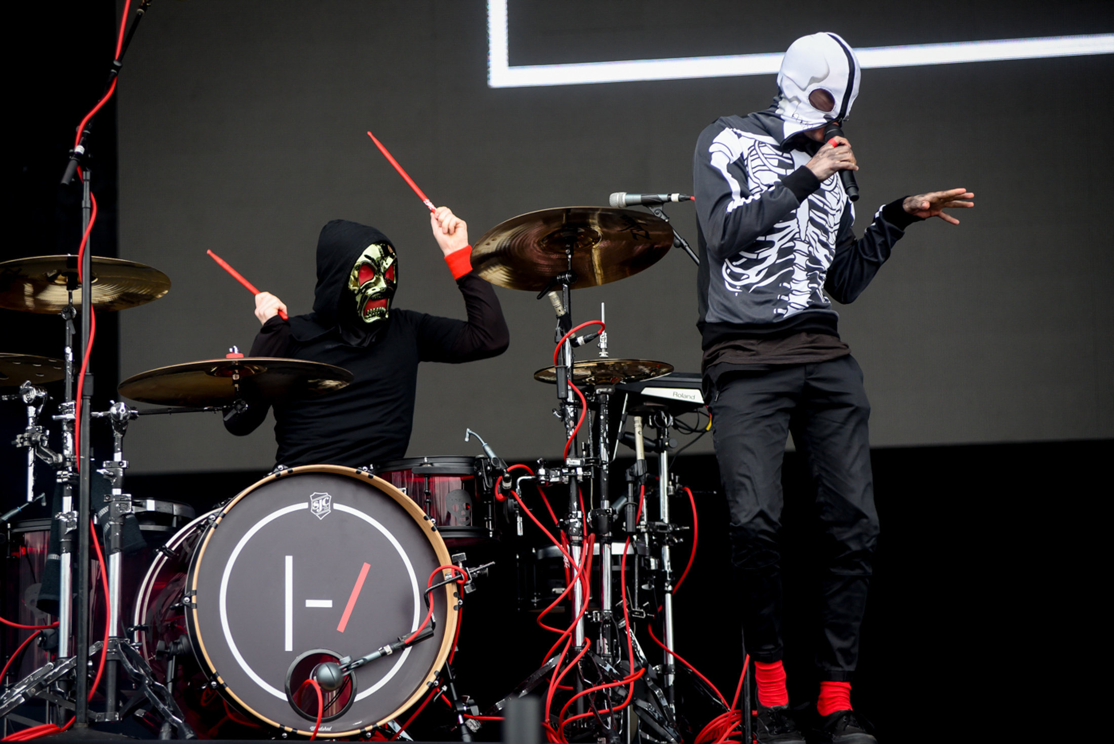 Twenty One Pilots | Lollapalooza 2016