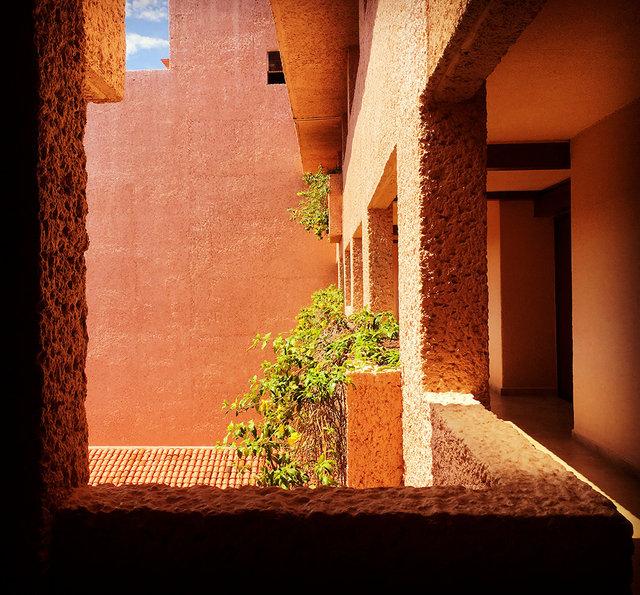 Huatulco Hallway