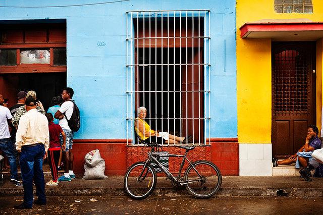 Trinidad Street Scene