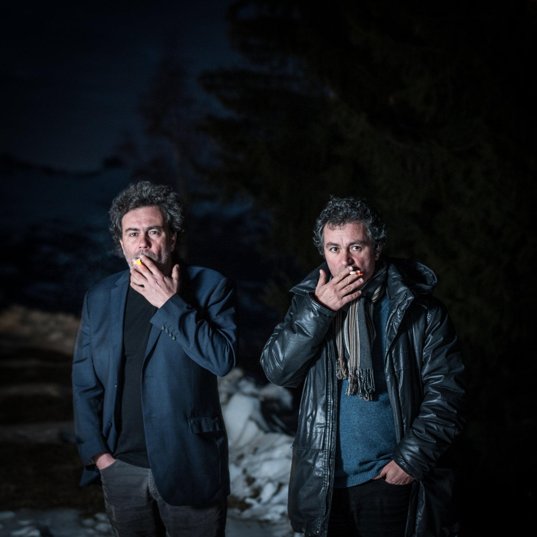 Jean-Marie et Arnaud Larrieu