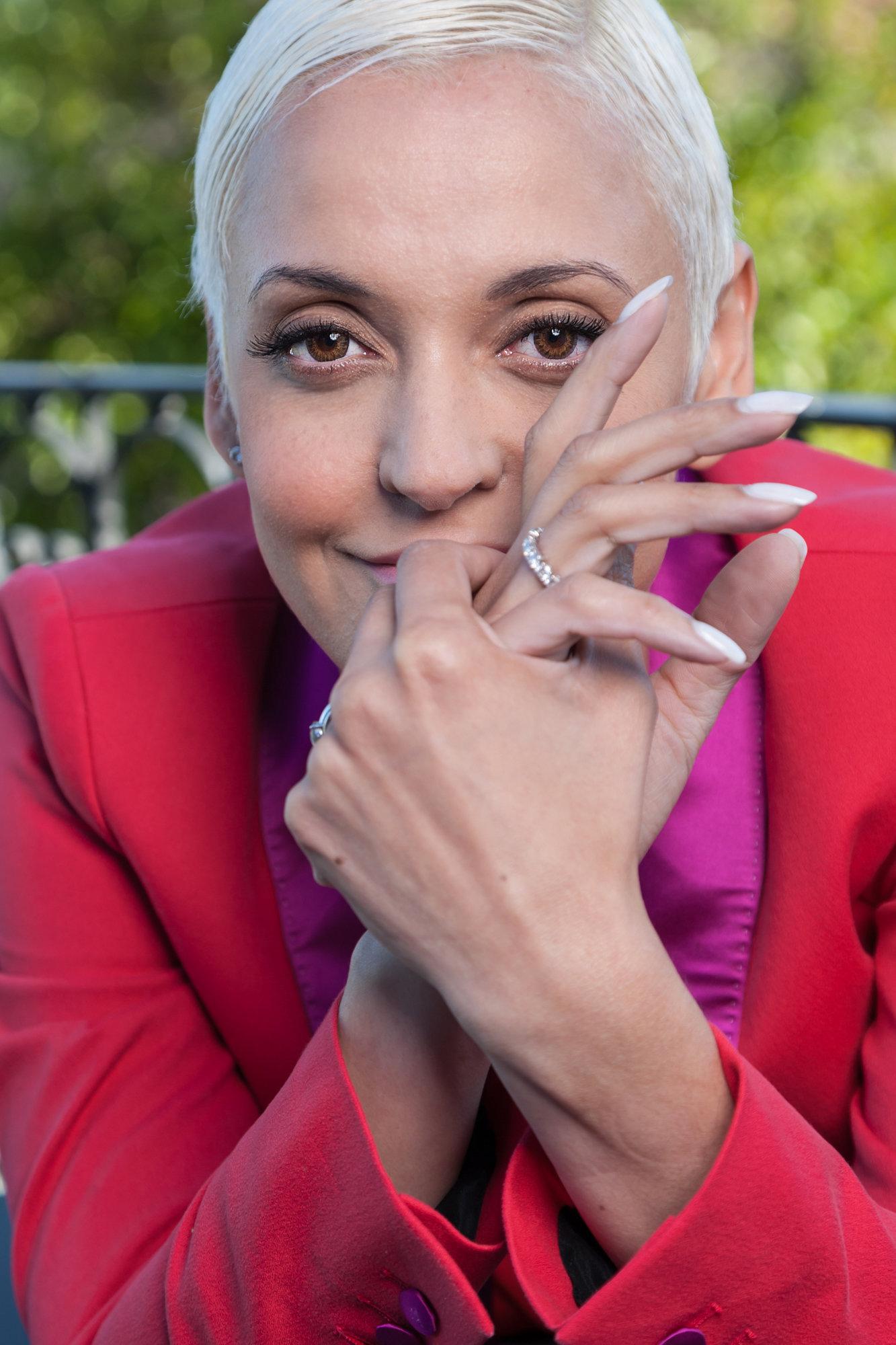 Mariza Fado Singer
