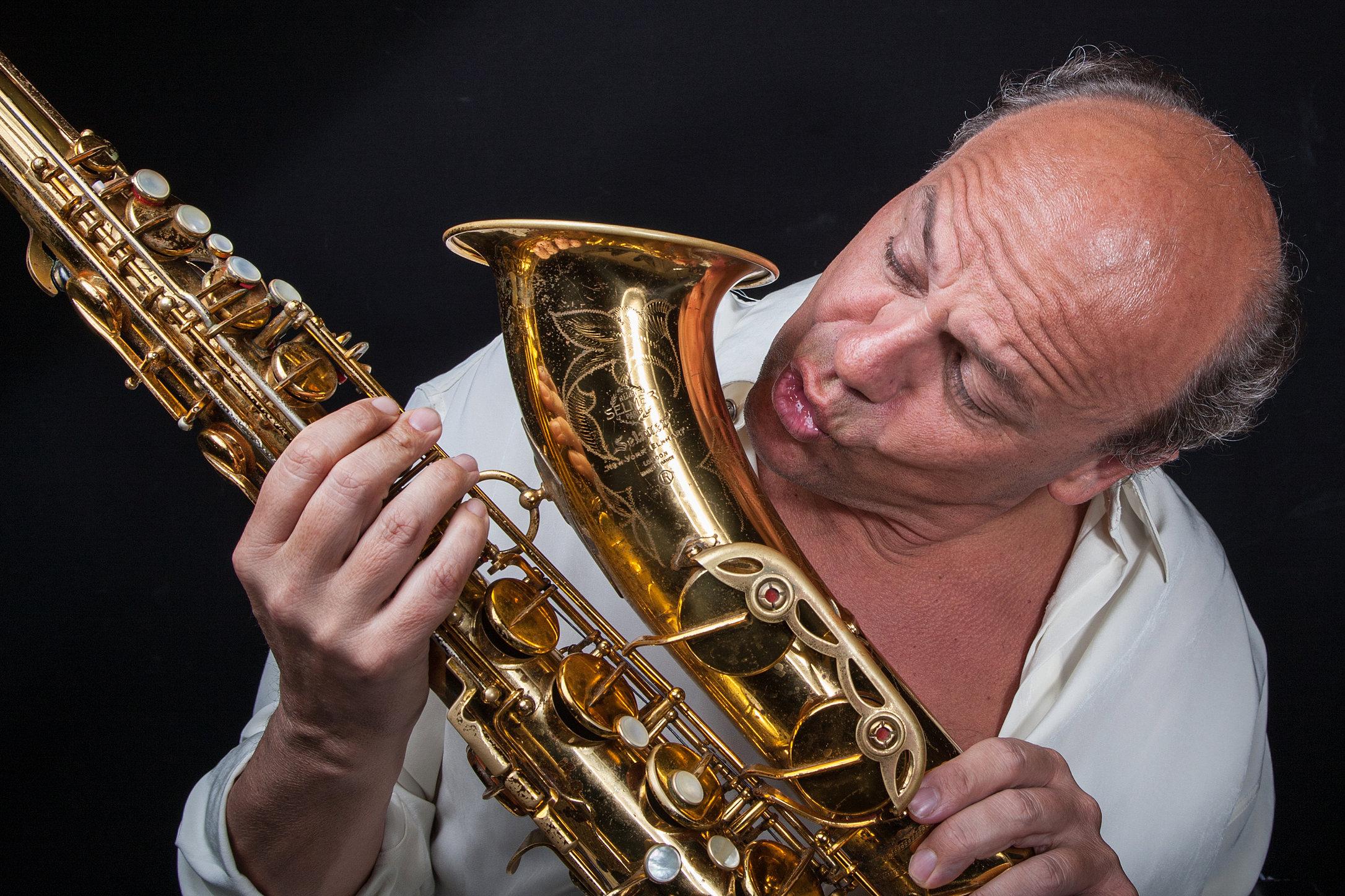 Toon Roos Jazz Musician