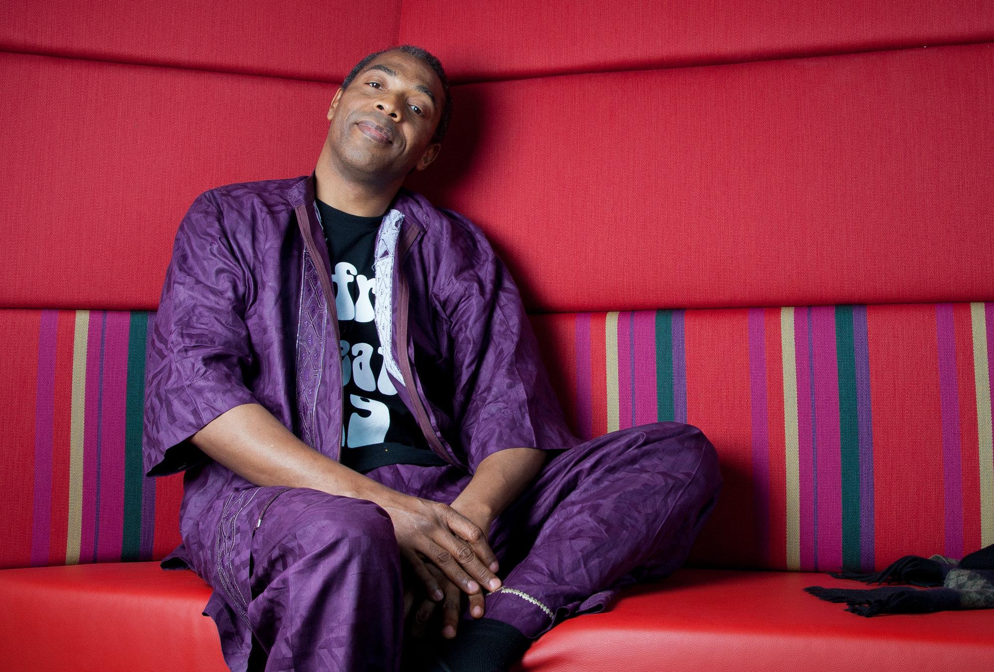 Femi Kuti, son of Fela Kuti, Musician