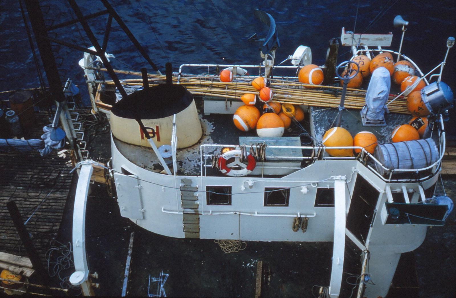 875 (24) Vissersschip Tromsø