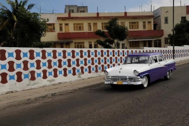 Purple Ford, Havana