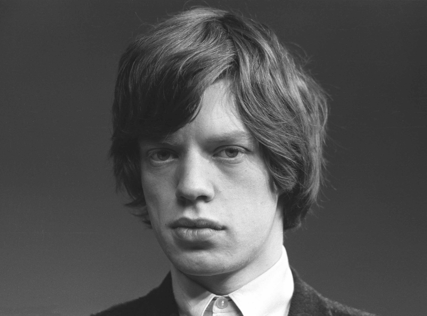 Mick Jagger, Close Up, London, 1964