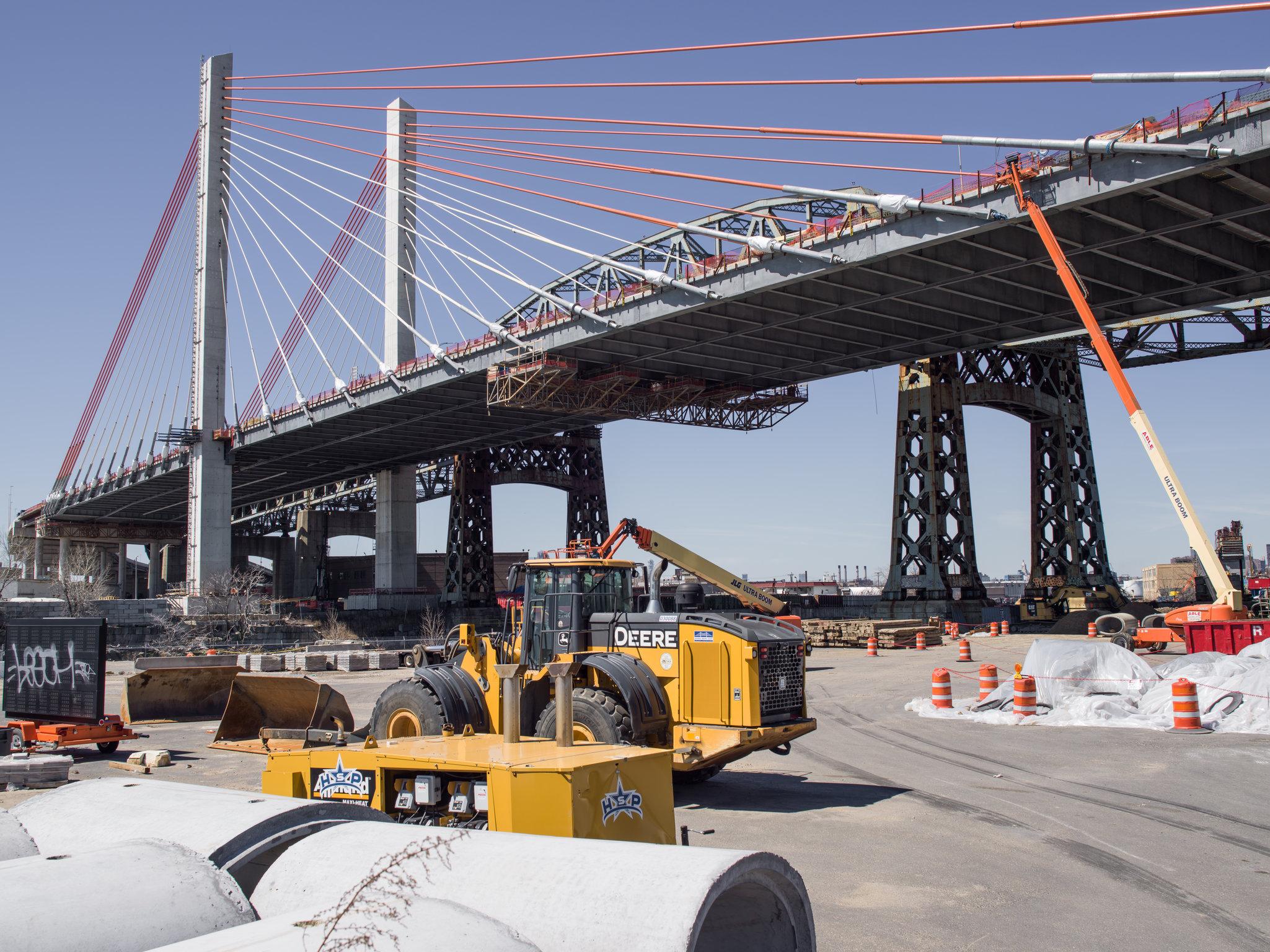 New Kosciusko Bridge, Queens, NY