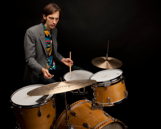 Aaron Latos, Avant Garde Americana Drummer