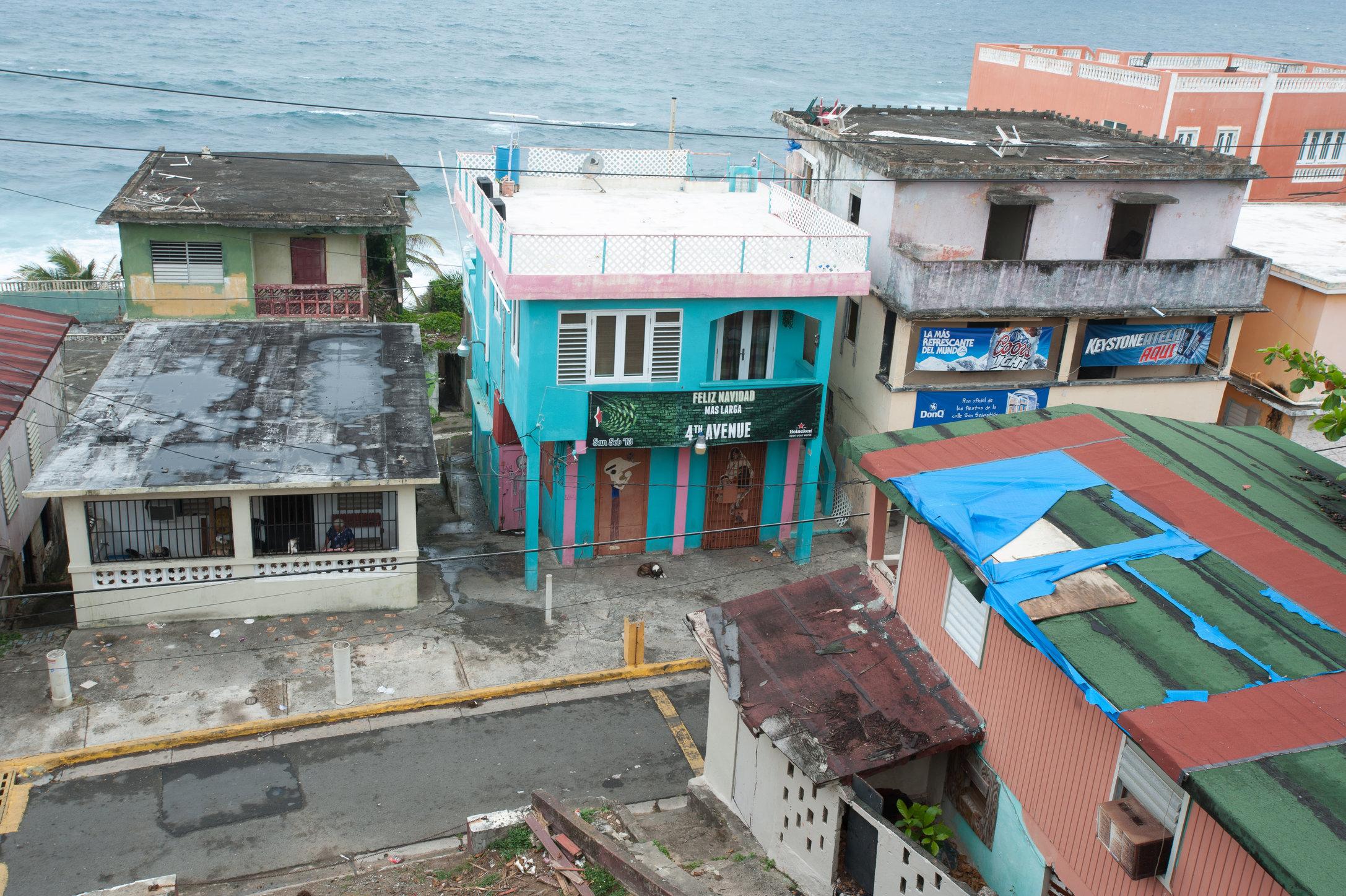 La Perla, San Juan, Puerto Rico