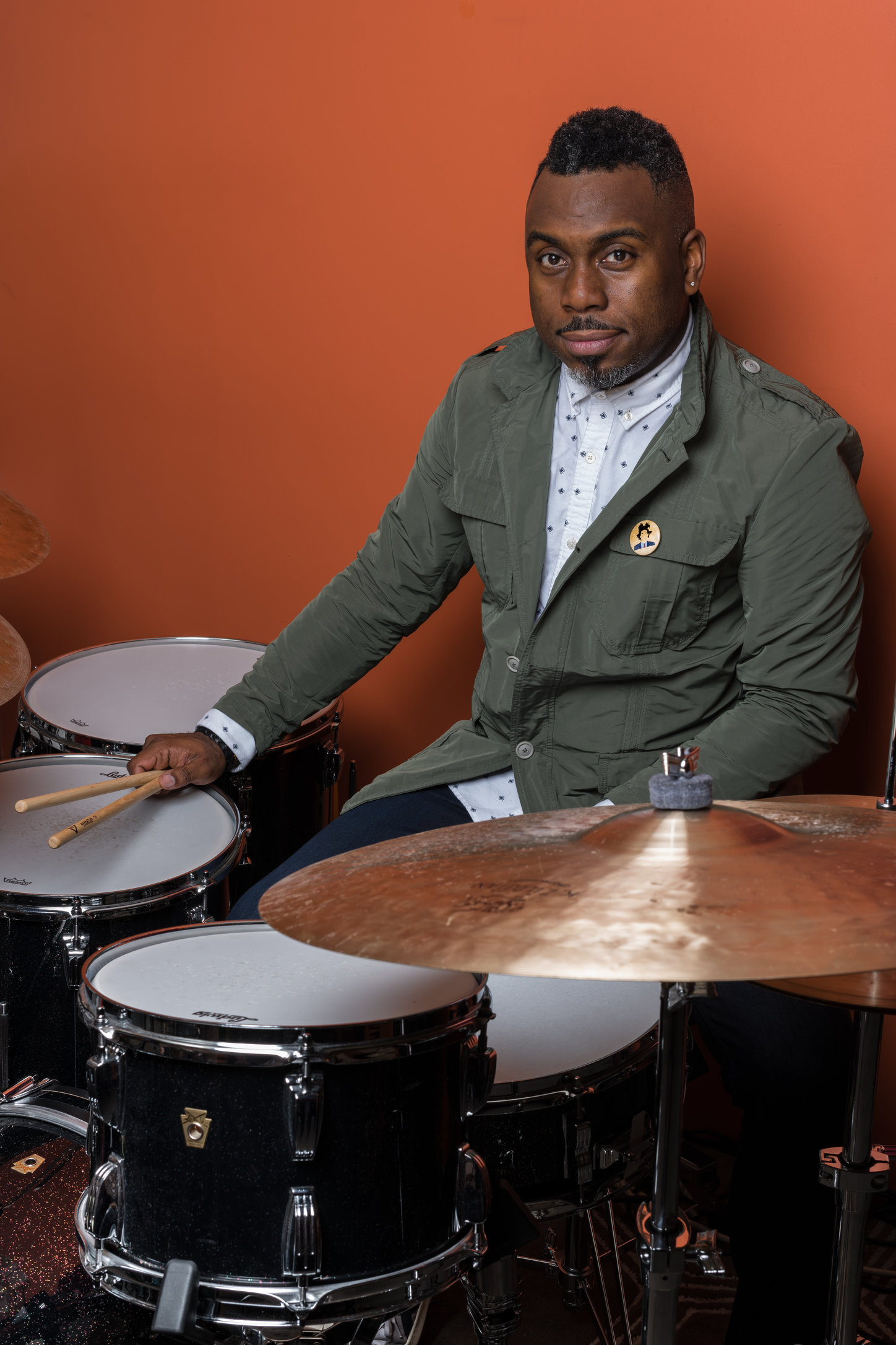 Nate Smith, Kinfolk, Jazz Innovator