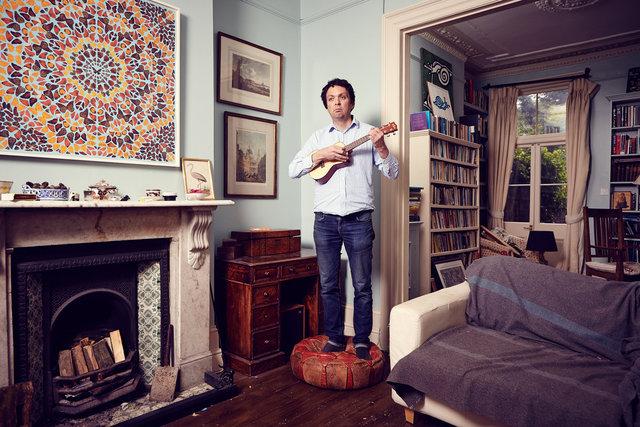Tom Hodgkinson, The Idler, London