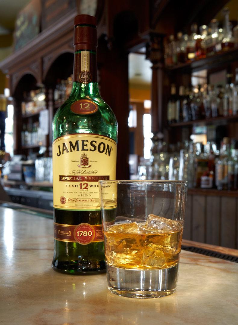 JAMESON 12 YEAR IRISH WHISKEY