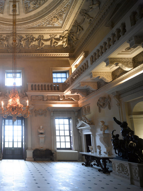 Houghton Hall Stonehall  - Before Part 2