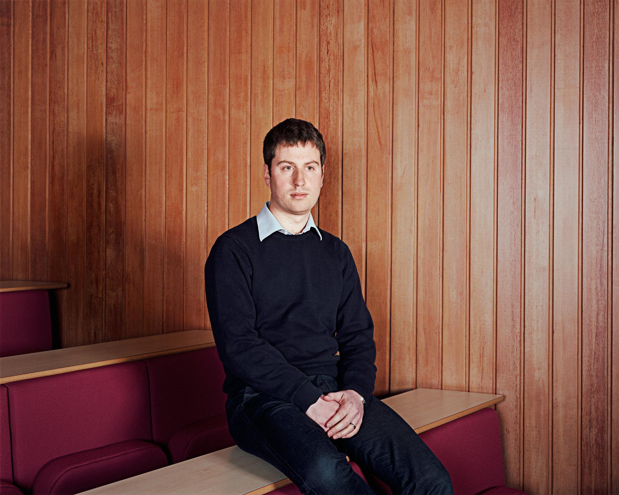 Dr. James Rubin, (35) Department of Psychological Medicine, King's College London.