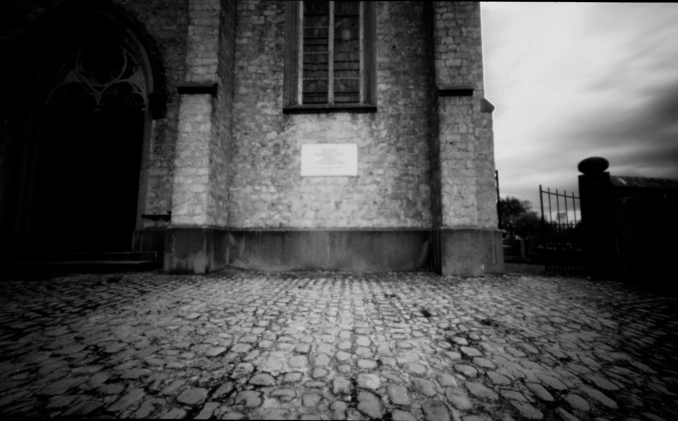 Plancenoit, church