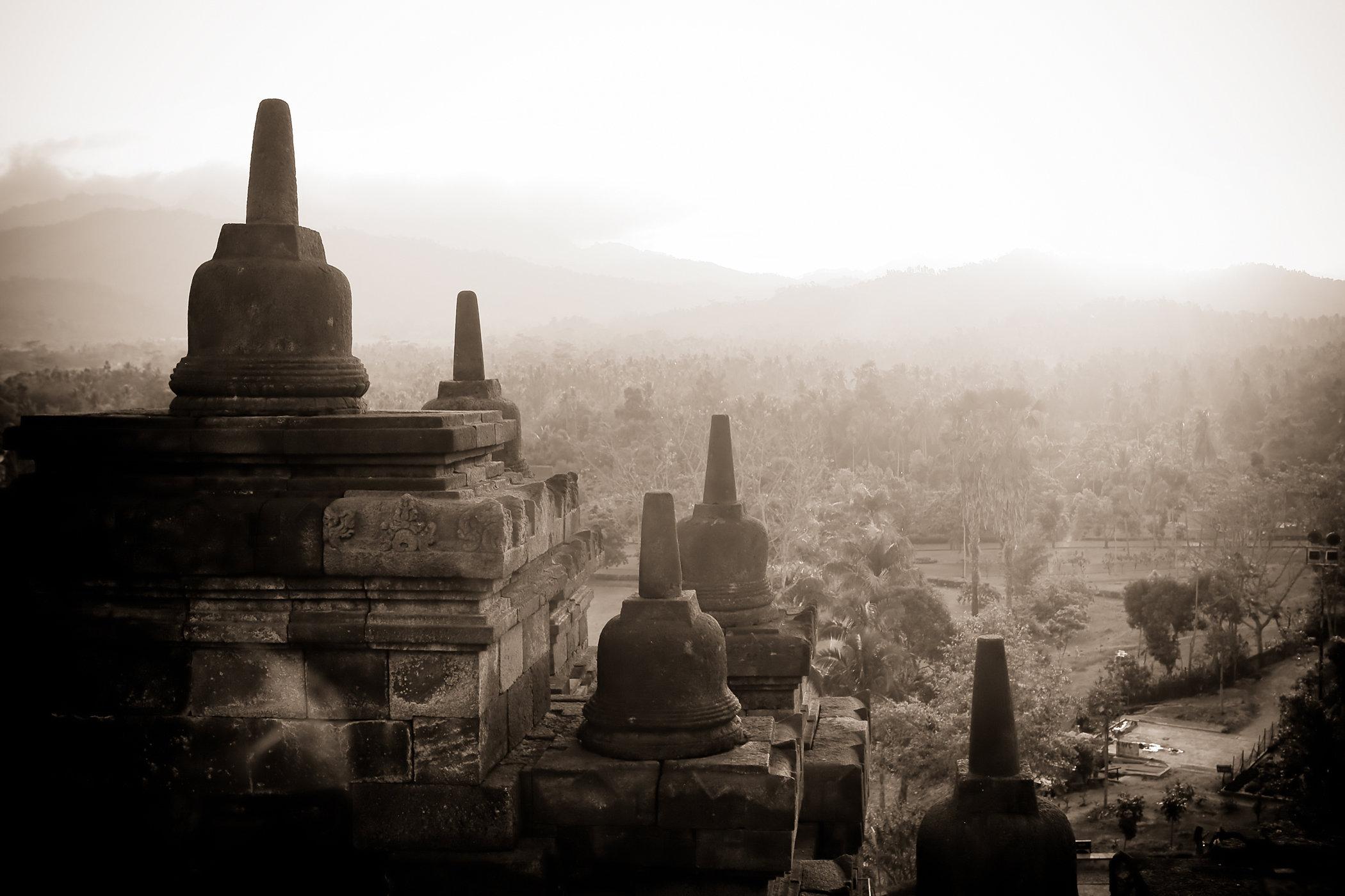 Borobudur I