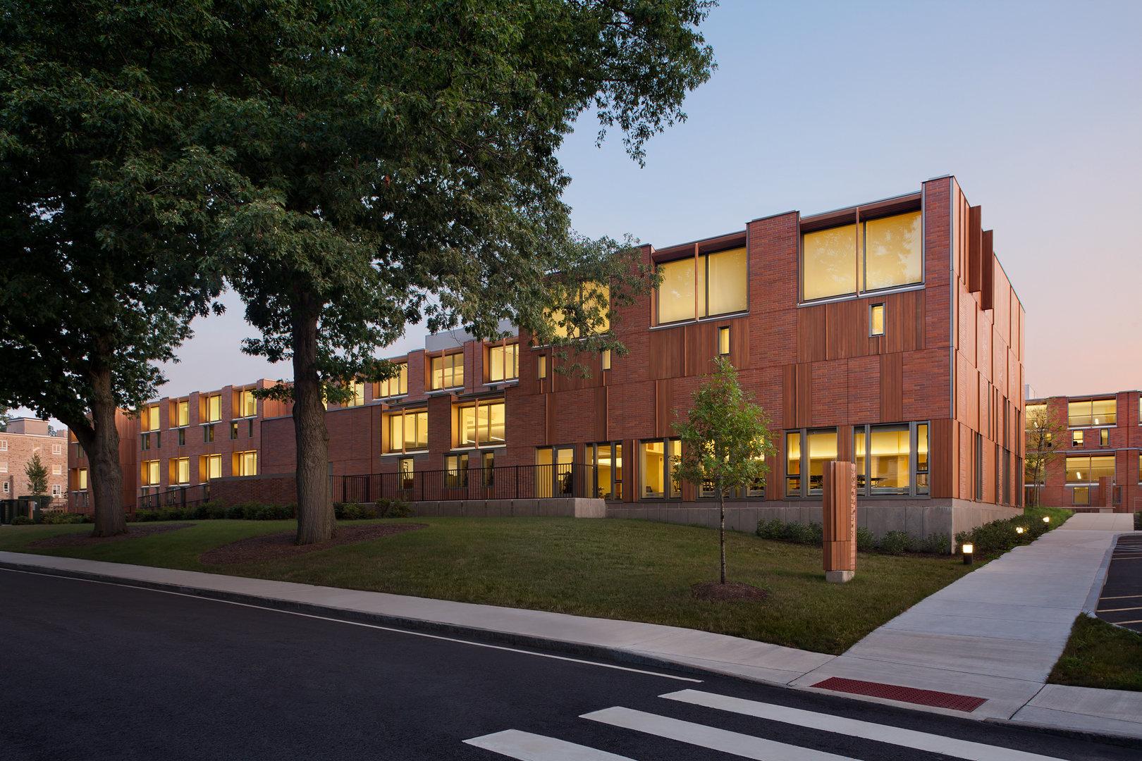 The Roger E. Wellington Elementary School
