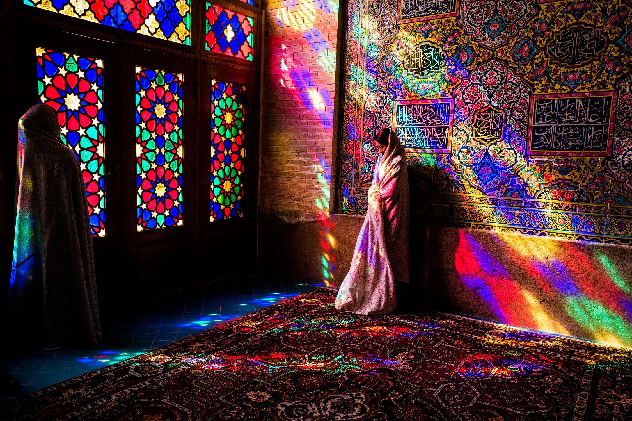 Shiraz, Iran. 2016.