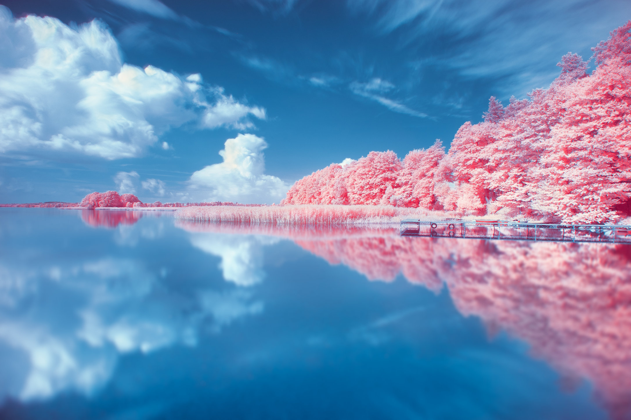 Lake Lubie IR