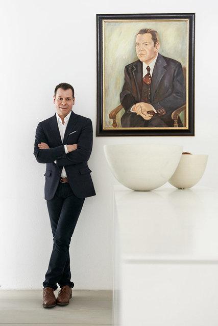 Marc O.Eckert / CEO Bulthaup
