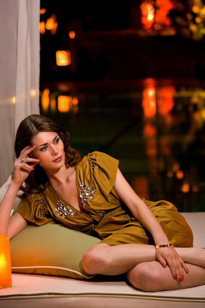 Cosmopolitan - evening dresses- Marrakech