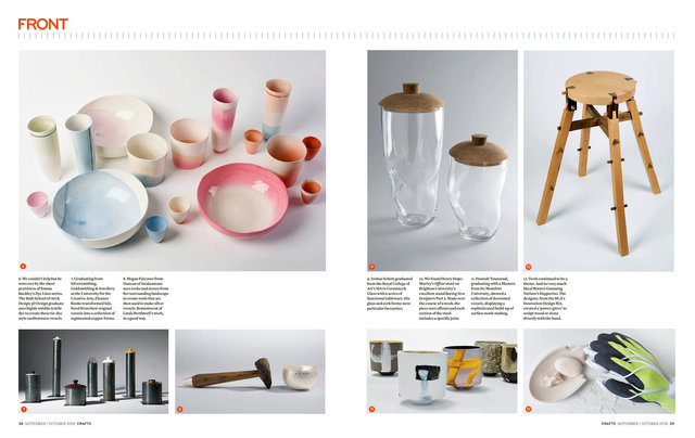 Crafts Issue 256