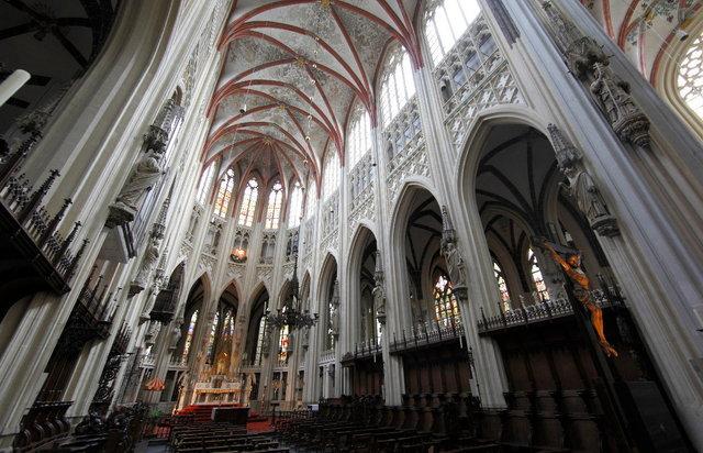 s'hertogenbosch - sint jan interieur