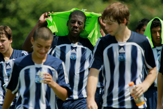 Sports Culture - Soccer Team