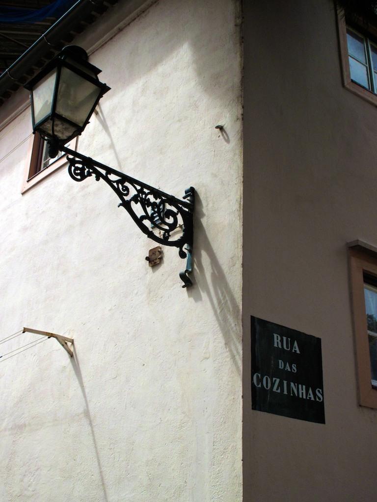 Rua das Cozinhas