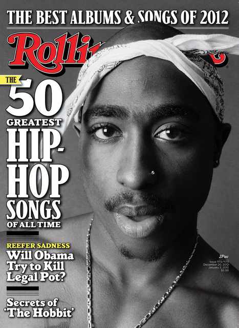 Rolling Stone January 2013