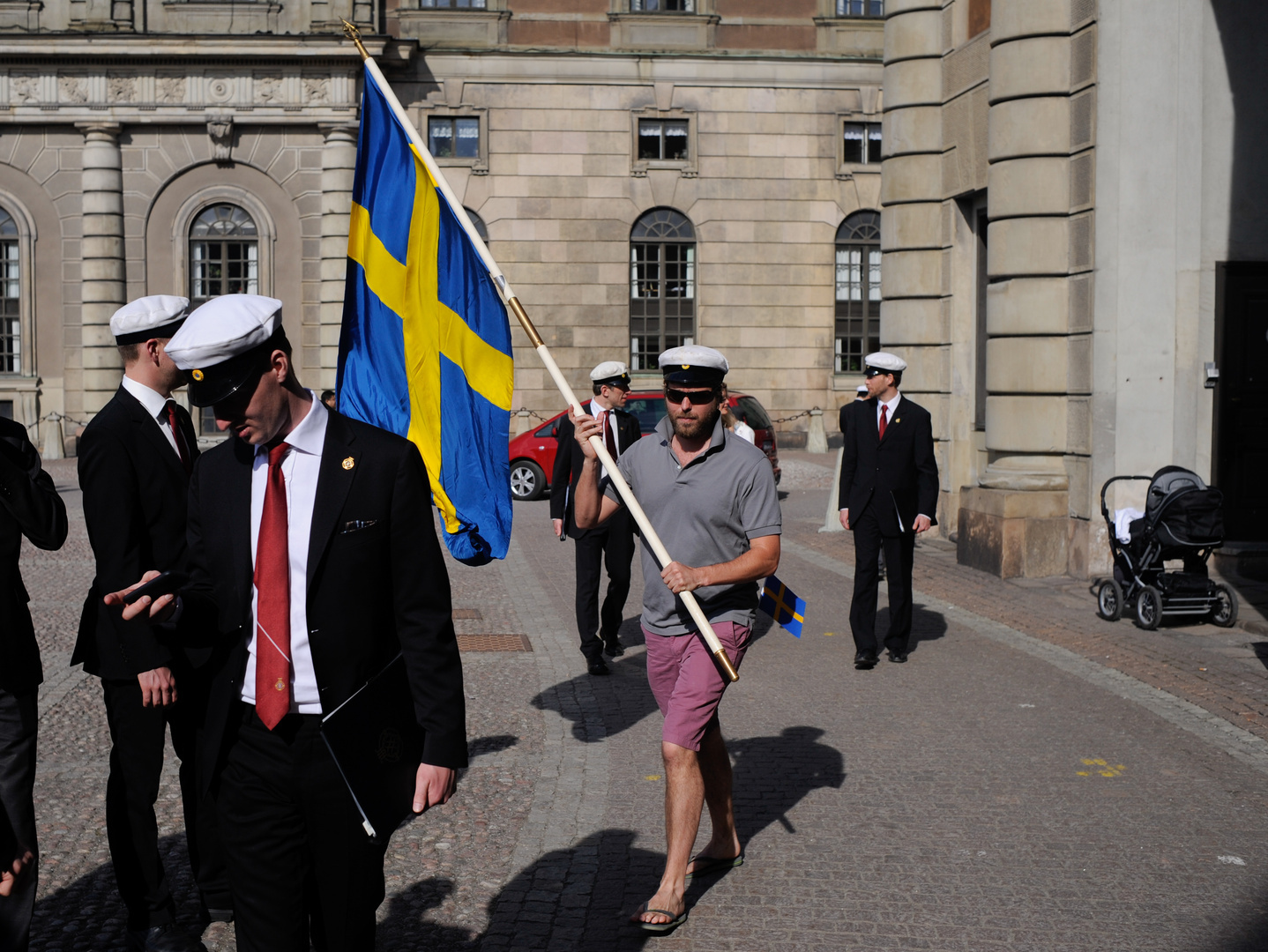 DAY 4:  Stockholm