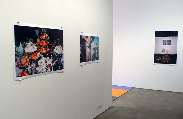 Maxime Ballesteros_Straw House at Galerie Mikael Andersen 2012_4.jpg