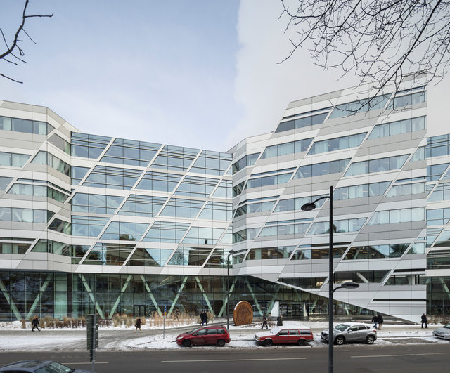 Swedbank. Stockholm. 3XN Architects