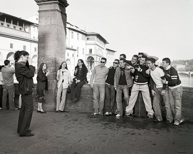 Ponte Vecchio/Firenze