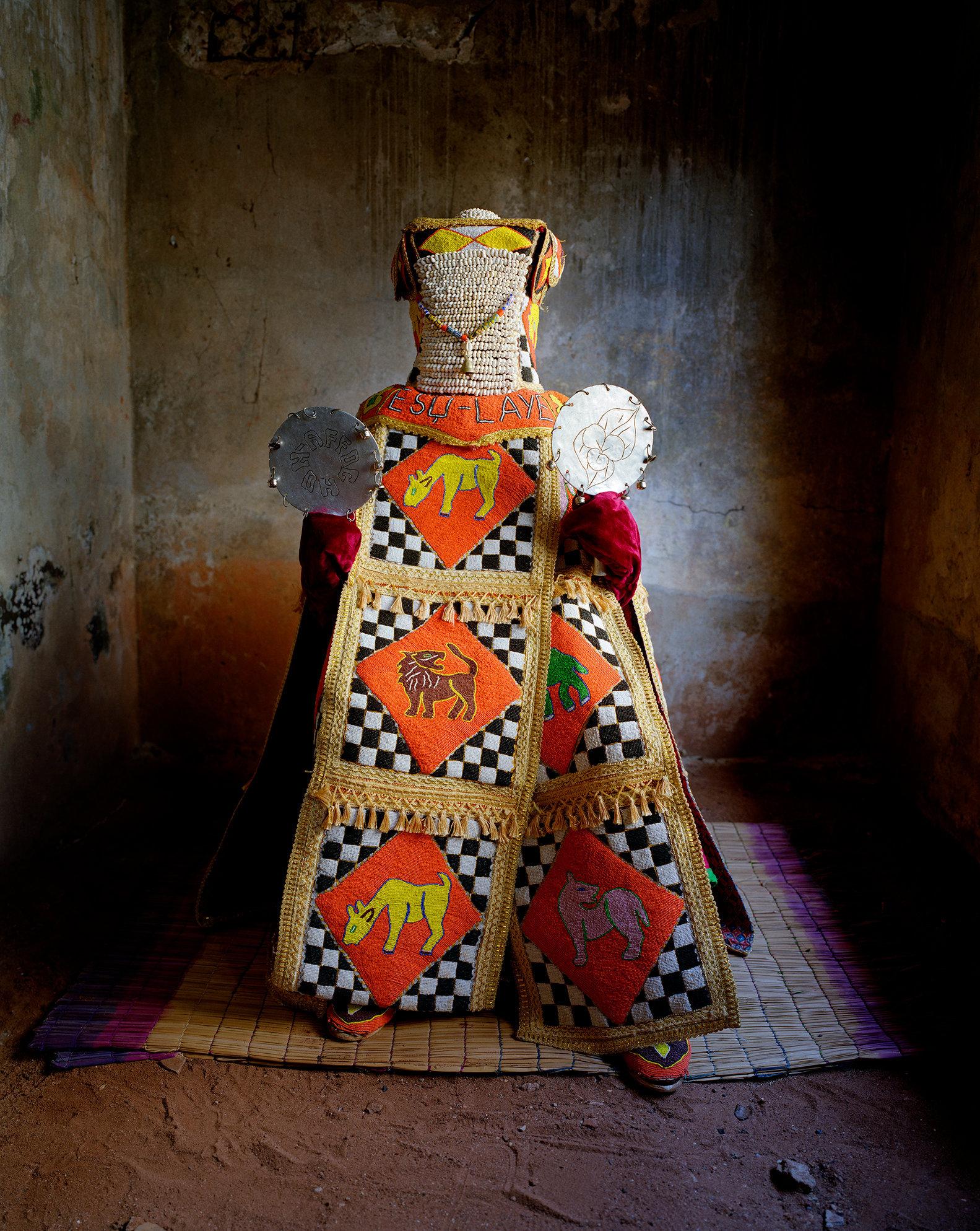 Egungun- Okpo Muloéro Madja Lékan, Adjakani.