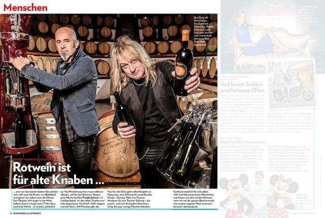 Schweizer Illustrierte 13/2014