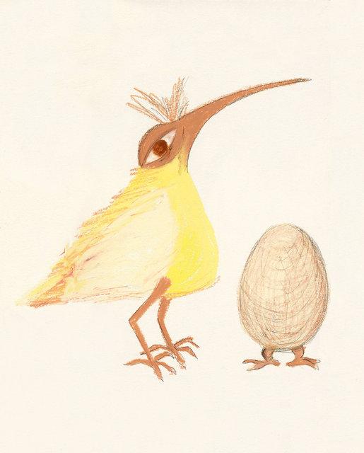 Egg Walk