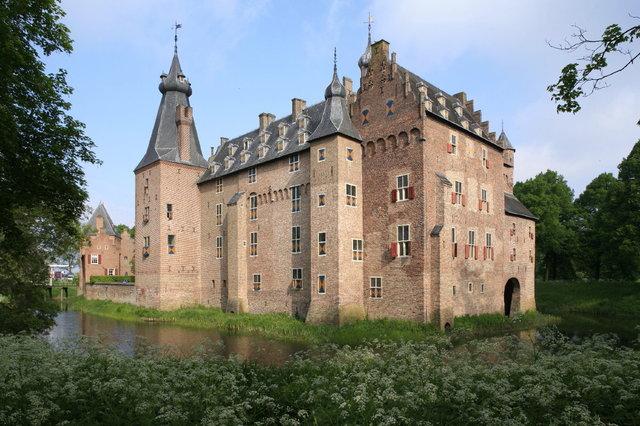 doorwerth - kasteel doorwerth