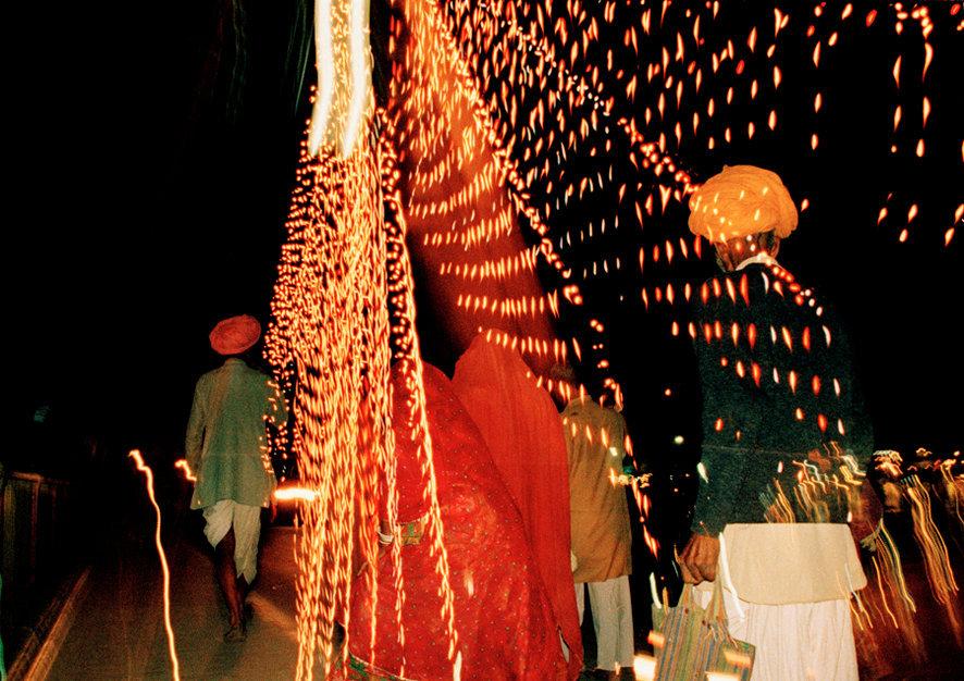 Pilgrims, Kumbha Mela