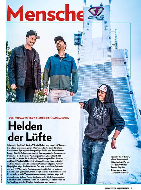 Schweizer Illustrierte 29.9.2015