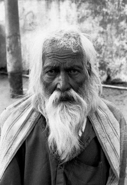 india oude man